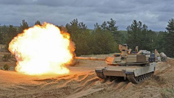 台军将向美采购M1A2坦克 台媒:军购方案想了快20年