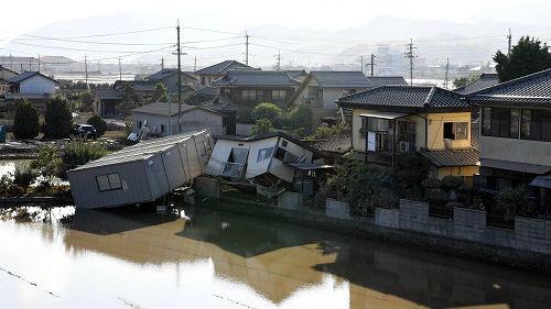 """""""防灾强国""""日本此次暴雨为何伤亡惨重?英媒析四大原因"""