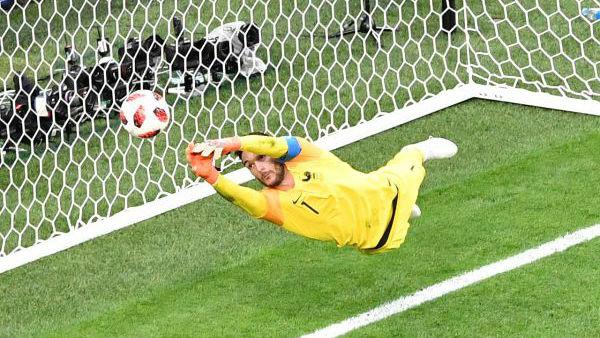 俄罗斯世界杯是英超的胜利?40名球员打进半决赛