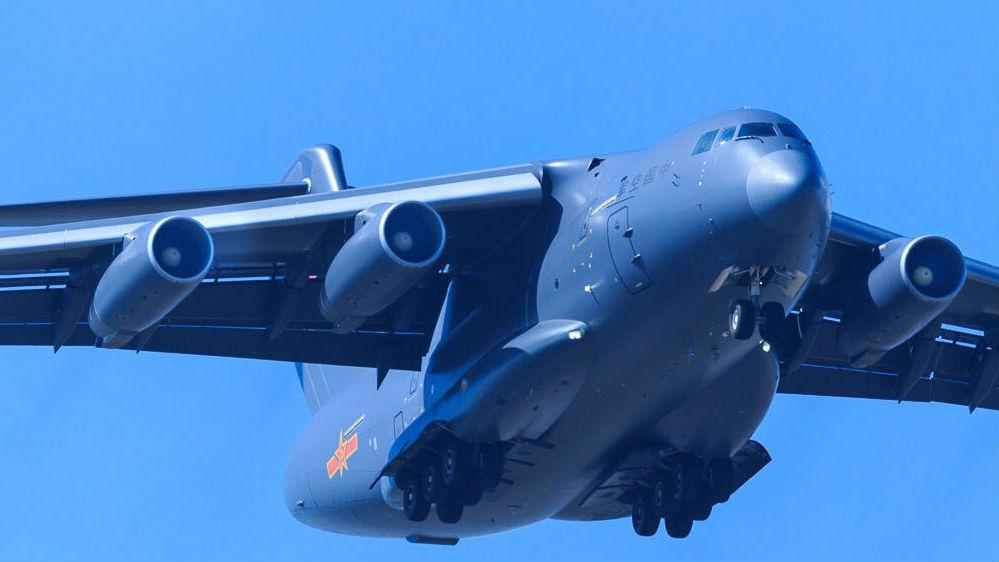 法媒:2020年中国空军将装备40架运-20 可远程投送1个师