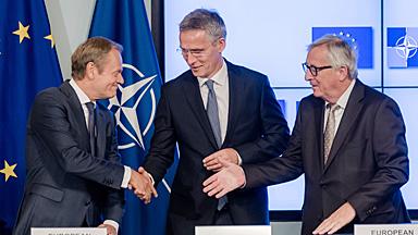 欧盟与北约签署新联合声明