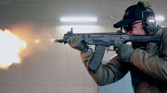 美老兵用过都点赞!AK东家推新AM17步枪