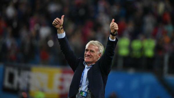 距辉煌一步之遥!法国队若夺冠德尚将成历史第三人