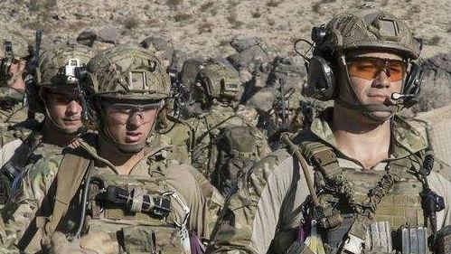 美陆军批准新体能测试:花2000万美元让军人身体强健