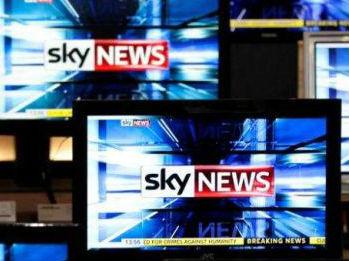 英媒:??怂鼓?25亿美元收购天空电视台 溢价82%
