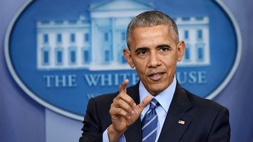 美媒:奥巴马被选为美国民众心中最好的总统 特朗普排名第四