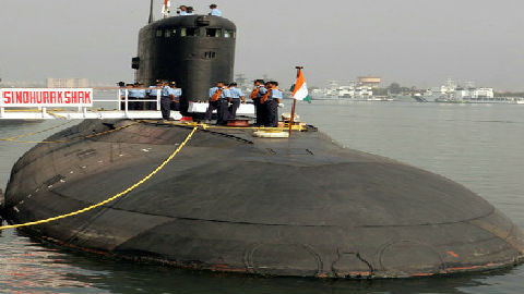 境外媒体:6家厂商向台当局提供潜艇设计方案 日印团队在列