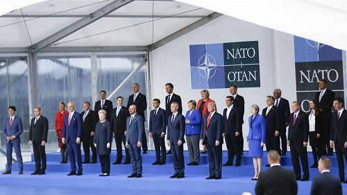 """外媒:北约峰会讨论设立""""军事申根区"""" 应对俄罗斯威胁"""