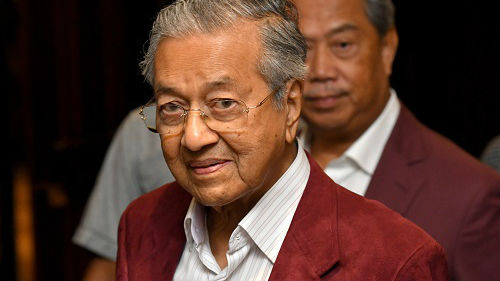 英媒:马来西亚高官或本周访华 复谈四大项目合同