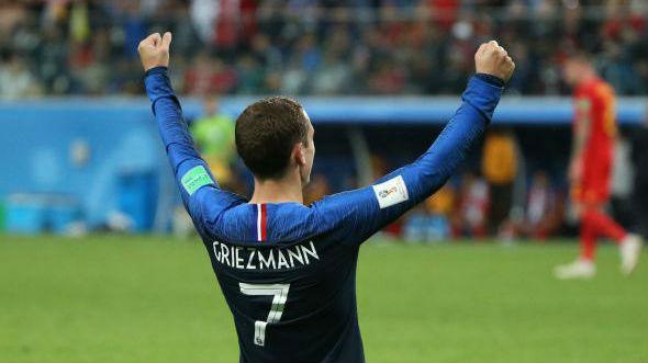法国队手握天时地利人和 登顶世界杯更有谱