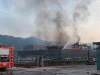 四川江安县一工业园区发生重大爆燃事故已造成19人死亡