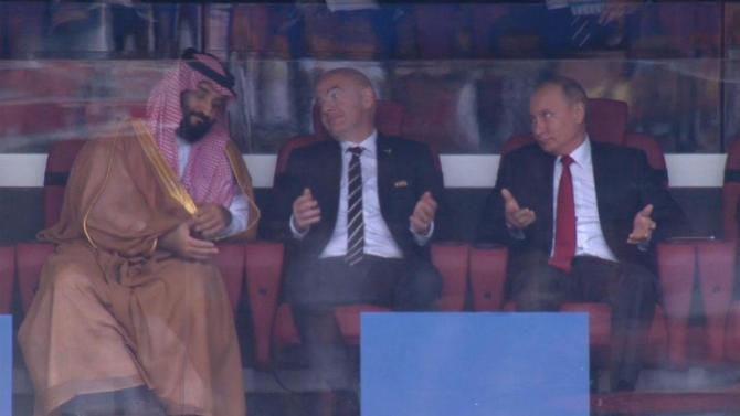 """观战世界杯的各国王室政要一秒变球迷 中国网友笑称:""""戏精"""""""