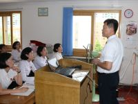 朝鲜国际化人才的摇篮——访平壤外国语大学及其附属外语高中