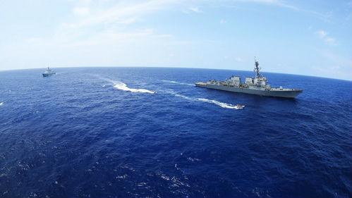 """境外媒体:美军渲染中国侦察船监视""""环太军演"""""""