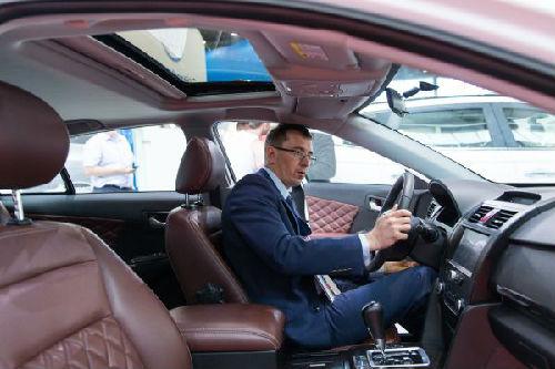 出海记|中国汽车今年上半年在俄销量有所增长