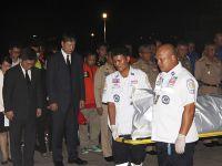 泰国游船翻沉事故最后一具遇难者遗体完成打捞