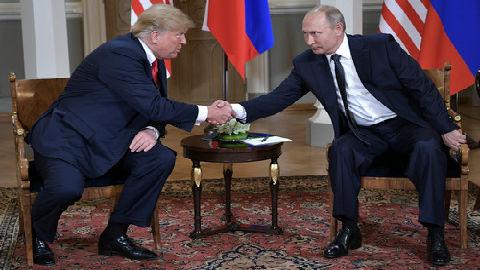 外媒称美俄总统密谈两小时:谈到了中国 没谈克里米亚问题