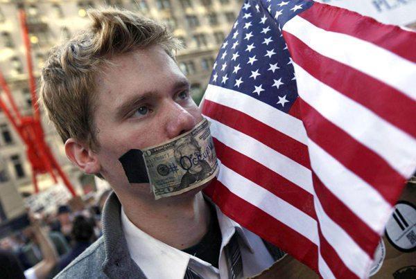英媒分析:美国民主存在天生缺陷