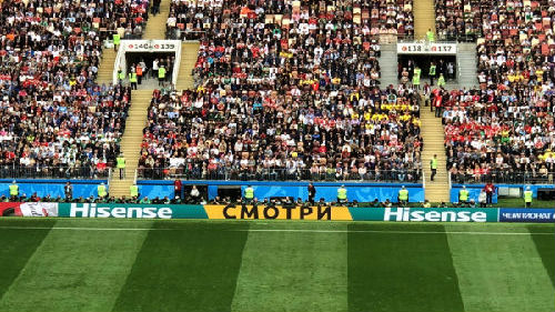 世界杯上中企广告出镜率高 外媒感叹中国才是最终赢家