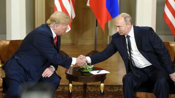 """""""普特会""""内容没跟盟友说明?日媒:美俄接近令欧洲不安"""