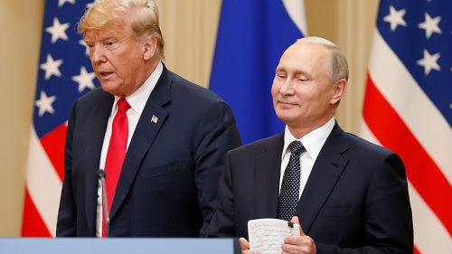 外媒称特朗普为俄辩护激怒美政界:普京成美俄峰会最大赢家