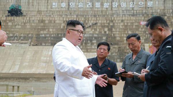 美媒:朝鲜官媒披露金正恩狠批官员延误工程建设