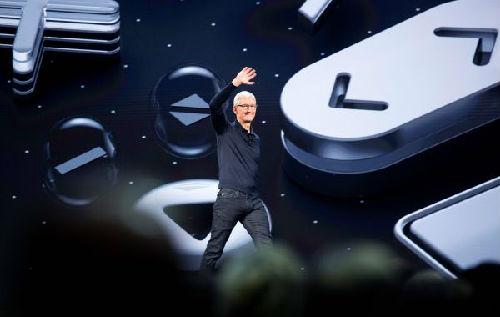 新版MacBook Pro最贵机型超4万元 美媒:苹果是奢侈品公司