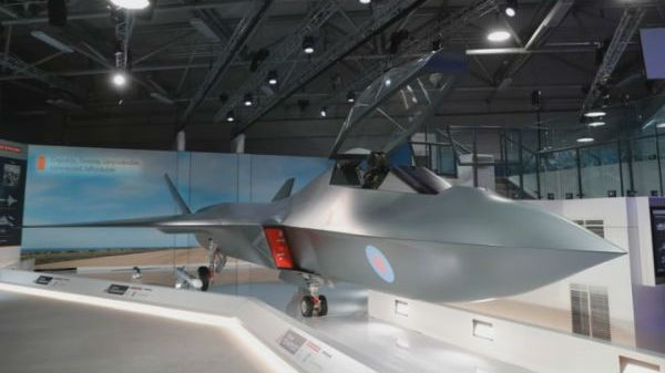 """英国披露第六代战机项目:搭载激光武器 或拉日本""""入伙"""""""