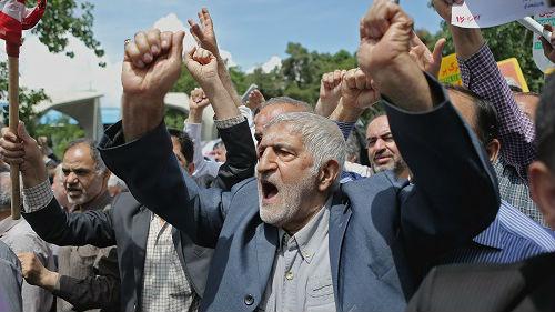 外媒:伊朗向国际法院起诉美国 特朗普称制裁让伊陷入动荡