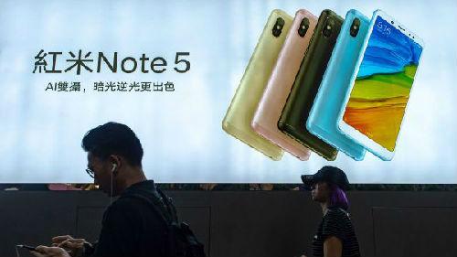 出海记|台媒:不畏三星主场 小米携手电信商进军韩手机市场