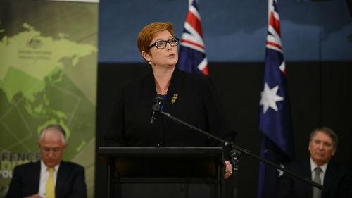 """澳媒:澳美部长会晤将聚焦南海 美或要求澳在南海""""更激进"""""""