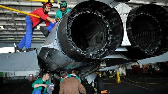 美专家研究表明全球航空航天工业收入创纪录