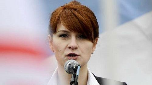 """美国检方称俄被捕女子用""""性交易""""换职位 渗透美步枪协会"""