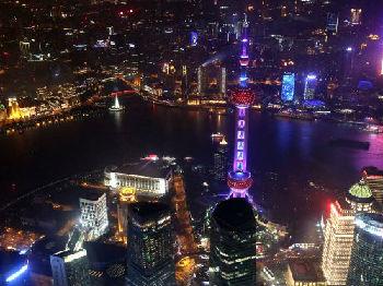 港媒:上海外国投资止跌回升 上半年吸引215亿美元外资