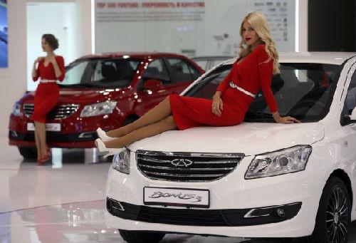 人气旺!俄罗斯女性最爱开的汽车来自这家中国车企