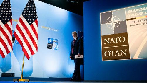 美国盟友不再指望特朗普!美媒:欧盟与中日合作维护全球体系