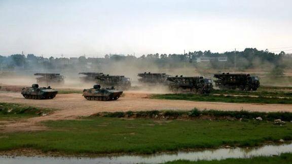俄军人来华参加国际军事比赛 将使用中国武器装备参赛