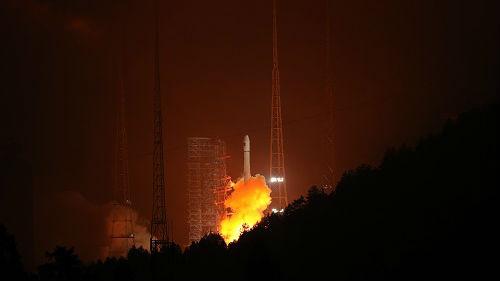 美媒称中俄将加强太空合作:将联合研发超级重型火箭