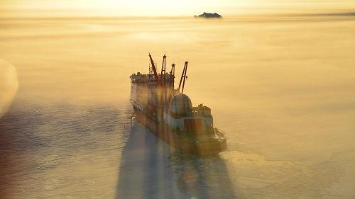 俄媒羡慕中国南极活动风生水起:俄罗斯已居中国下风