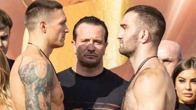 乌克兰拳王称霸次重量级 奖金高达1000万美元
