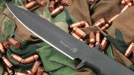 能抗1000度高温!中俄联合研发打造特工多用途军刀