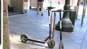 """对决共享单车?美国""""共享滑板车""""火了 还要进军亚洲市场"""