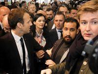 法国总统保镖因冒充警察殴打示威者被起诉