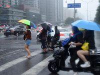 北京升级发布暴雨黄色预警信号
