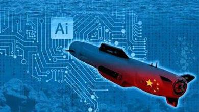 """军情锐评:侦察、海战还核威慑?中国无人潜艇未来""""不得了"""""""