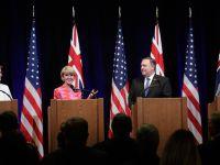 美澳表示将加强地区安全和经济合作