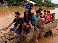 老挝总理称溃坝导致131人失踪