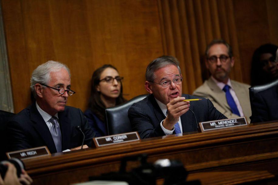 美参议院指责特朗普对俄言行 蓬佩奥称将继续对俄制裁