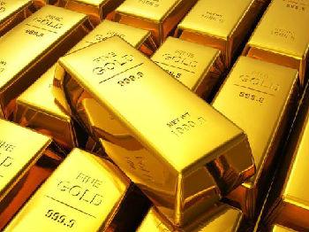 俄储备结构变化大:大幅增持黄金 美债减少至最低水平