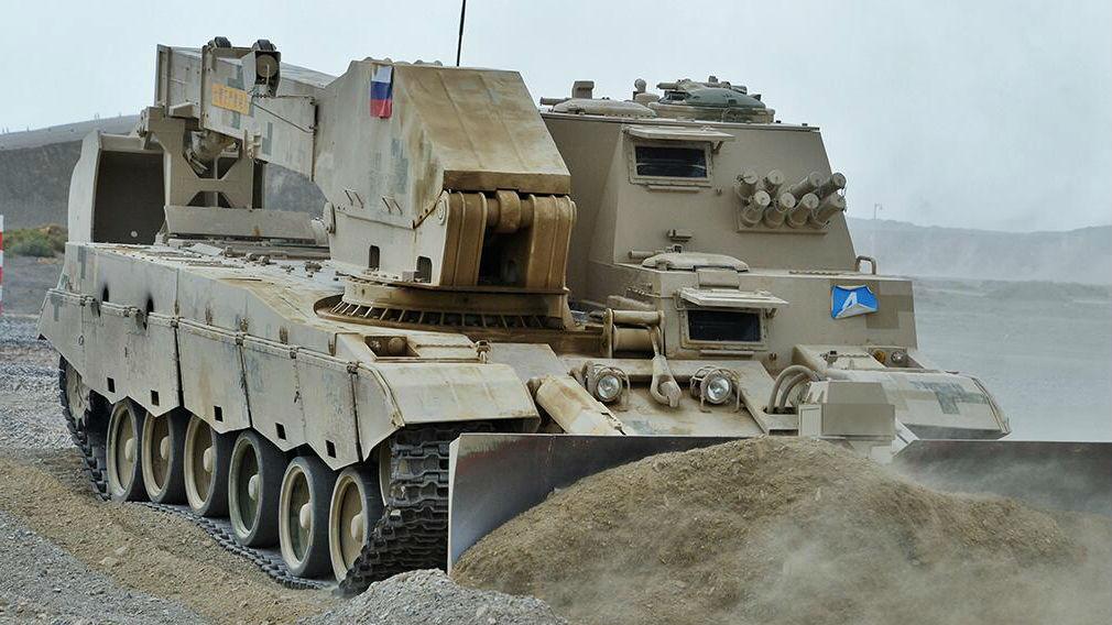 军情锐评:首次使用中国武器在华竞技 俄军能收获什么?